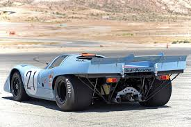 porsche 917 art great gulf is this the ultimate porsche 917 by car magazine