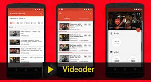 apk only videoder apk android iphone pc downloader