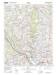 George Washington National Forest Map by 14 Eye Opening Usgs Images From 2014
