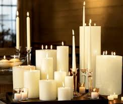 2 x 4 5 pillar candles 36pcs