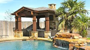 free standing patio cover exterior rustic with frisco outdoor