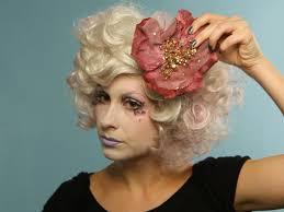 Effie Halloween Costume Halloween Makeup Tutorial Capitol Vixen Hgtv