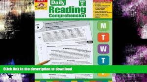 read book daily reading comprehension daily practice books grade