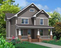 craftsman plan with mission style window 69314am 2nd floor master suite bonus room cad plan 95023rw traditional house plan with craftsman touches