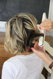 vies of side and back of wavy bob hairstyles cute hairstyles for short hair popular haircuts