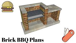 bbq pit plans youtube