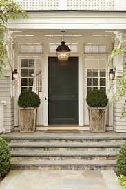 Black Front Door Ideas Pictures Remodel And Decor by Best 25 Front Door Steps Ideas On Pinterest Front Steps Front