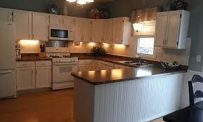 rustoleum kitchen cabinet transformation kit rust oleum kitchen cabinets refinishing kits