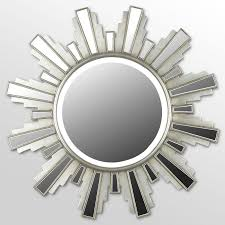 decorating with silver sunburst mirror u2014 home design stylinghome