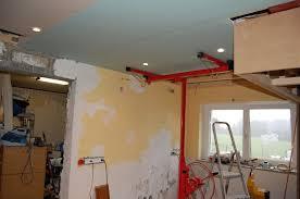 construire une hotte de cuisine construire un caisson de hotte en mdf au dessus d un ilot central