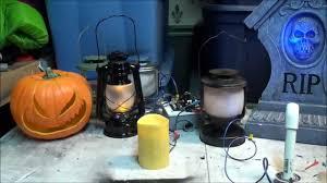 halloween light covers diy halloween led light system youtube