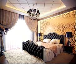 glamorous bedrooms black and grey silver old hollywood