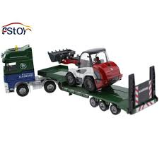 online buy wholesale low loader trailer from china low loader