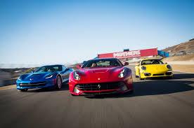 Ferrari F12 2013 - 2014 chevrolet corvette stingray z51 vs 2014 ferrari f12