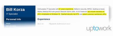 resume profile exles resume profile exles 20 resume profile exles how