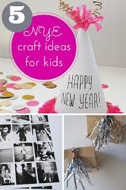 5 fantastic new years eve craft ideas for kids