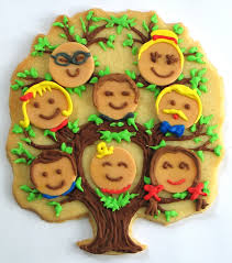 Real Simple Magazine by Real Simple Magazine Family Tree Cookies