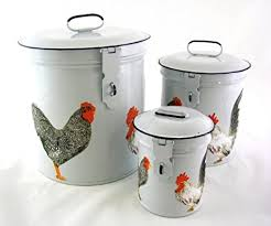 kitchen storage canisters country canister set kitchen storage