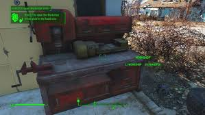 How To Craft A Crafting Table Fallout 4 Settlements Guide How To Build The Best Settlements