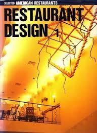 restaurant design books galore