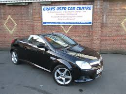 opel convertible used vauxhall tigra cars for sale motors co uk