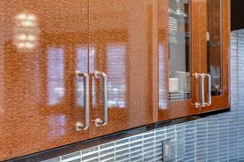 new haven door vista arabica wood print elmwood cabinetry with