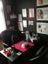 my personal in home nail salon storage ideas pinterest nail