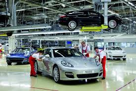 porsche stuttgart factory porsche to build new cajun baby suv at leipzig plant in germany