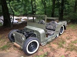 rodded jeep golf cart golf carts for sale pinterest golf