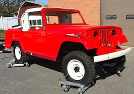 jeep commando custom 1967 jeepster commando carlisle customs classics