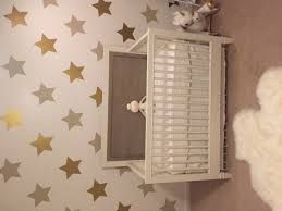 star wall decals peel stick apartment safe polka dot star wall decals