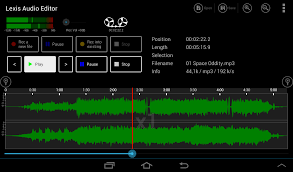 audacity android lexis audio editor android apps on play