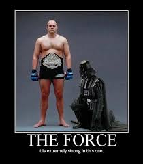 Mma Meme - mma meme picture the force is strong fedor emelianenko mma fury