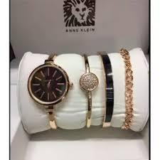 anne klein bracelet set images Anne klein bangle and bracelet set gold watch for women lazada ph webp