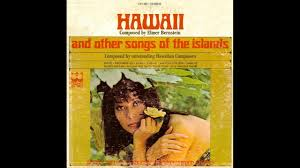 hawaii photo album elmer bernstein hawaii 1968 lp album