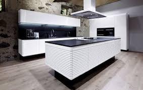 cuisine suspendue ilôt de cuisine tendance pour bien aménager sa cuisine côté maison