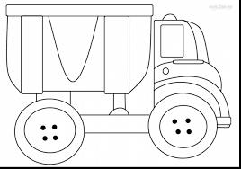 garbage truck coloring page truck coloring pages of big rig