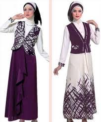 Pakaian Gamis Terbaru 2016 model baju muslim gamis terbaru 2016 contoh baju kebaya 2018