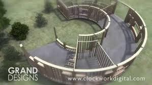 roundhouse beacon restaurant circular house designs round homes