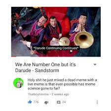 Sandstorm Meme - is it meme by fatih58 memedroid