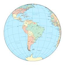 Countries Of South America Map South America Detailed Political Map Detailed Political Map Of