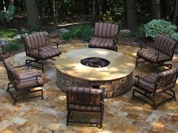 Travertine Patio Outdoor Fireplace Hedberg Landscape And Masonry Supplies