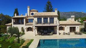 Style House by La Carolina Traditional Style House In Marbella Golden Mile Youtube