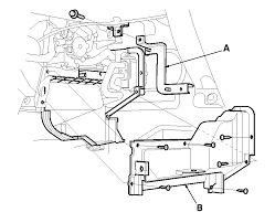 need to know how to change the a c expansion valve on a 2001 honda