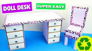 Easy Desk Back To Crafts Mini Desk Organizer Youtube