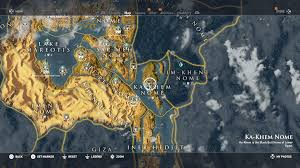 Assassin S Creed 2 Map Assassin U0027s Creed Origins Taste Of Her Sting Quest Guide Ritual