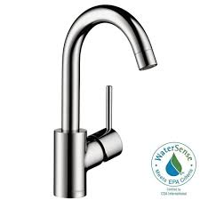 Hansgrohe Talis Kitchen Faucet Hansgrohe Talis S 190 Single Hole 1 Handle Bathroom Faucet In