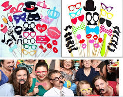 party photo booth aliexpress buy 63 pcs wedding photo booth props