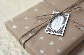 brown gift wrapping paper brown kraft wrapping paper diy kraft paper gift wrap wit whistle