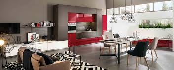 cuisine moderne ouverte sur salon cuisine moderne équipée ouverte sur salon ambiance cubiste